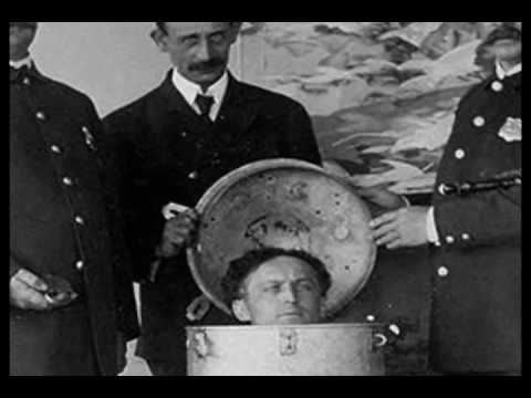 Harry Houdini: An Escape Artist- National History Day