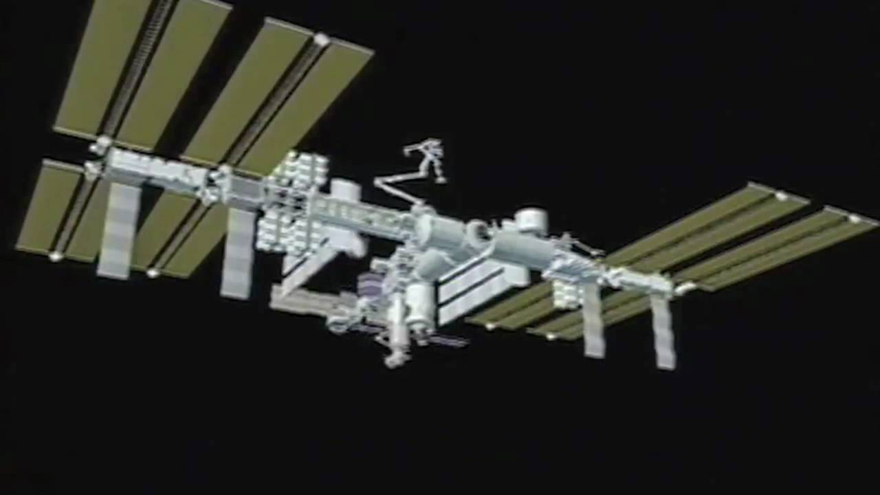 How to observe the International Space Station by ...