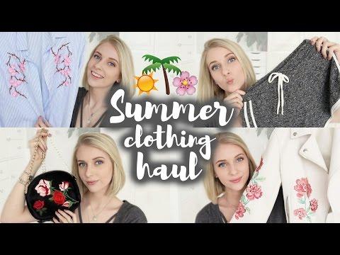 SUMMER CLOTHING HAUL! PrettyLittleThing, ASOS, Boohoo & More