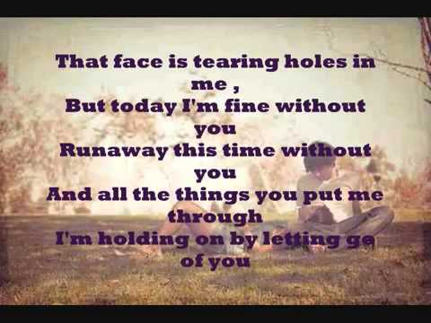 Straightjacket Feeling [Lyrics] - The All American Rejects - YouTube