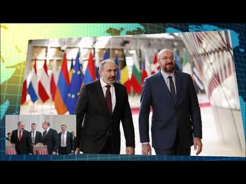 Заговор в Ереване против России .Что скажет Путин?