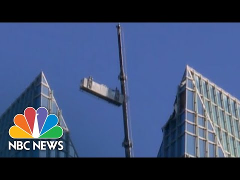 Dickerman - Window Washers Swinging Wildly Out Of Control