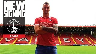 Patrick Bauer: 'Proud to be at Charlton'