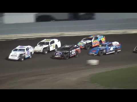 Shiverfest Sport Mod Heat 3 Lee County Speedway 10/27/18