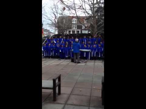 Jackson main elementary school chorus