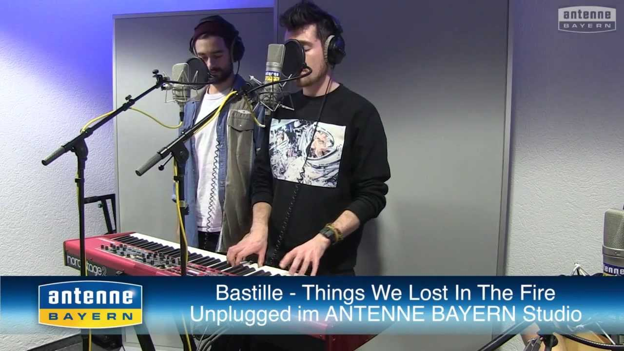 Download Bastille - Things We Lost In The Fire (unplugged)