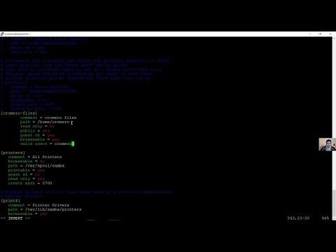 Install/Configure Samba Server on Ubuntu 16.04 LTS and Setup Clients