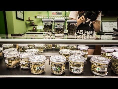 Dems introduce bill to make marijuana federally legal... on 4/20 with Krystal 93 news  4.20.2018