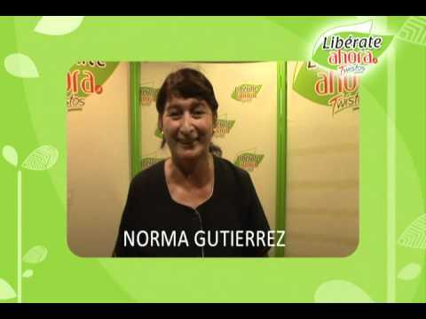 NORMA GUTIERREZ LIBERATE AHORA CON TWISTOS.wmv