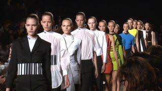 10月11日放送の次回の「ファッション通信」は、「2015年春夏 ニューヨー...