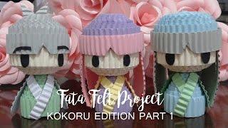 Download Video How to Make Kokoru Doll (Part 1) -fatafeltproject MP3 3GP MP4
