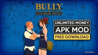 Gambar cover Bully Anniversary Edition Apk Mod OBB for Android free Download 2019