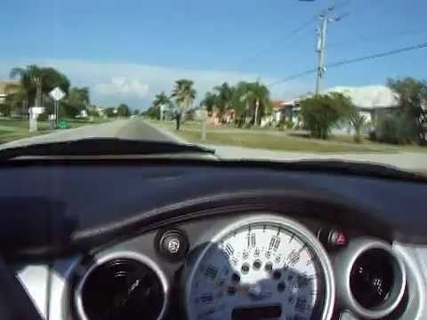 2005 Mini Cooper Convertible Demonstration