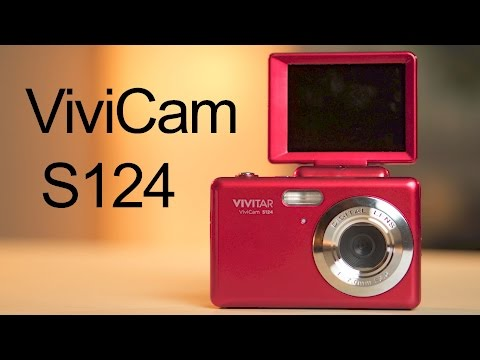 ViviCam S124 Full Review - Best Bang for the Buck Camera of 2017?