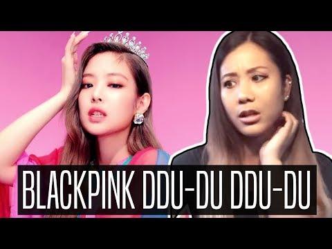 BLACKPINK 뚜두뚜두 (DDU-DU DDU-DU) REACTION | MY FAVORITE SONG FROM THEM SO FAR