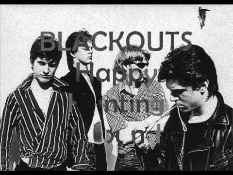 BLACKOUTS - Happy Hunting Ground