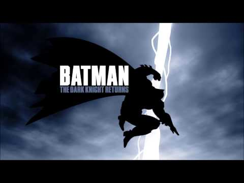 The Dark Knight Triumphant End titles  The Dark Knight Returns OST  Christopher Drake