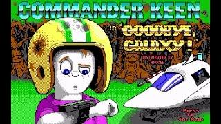 Longplay: Commander Keen 4 - Secret of the Oracle (1991) [MS-DOS]