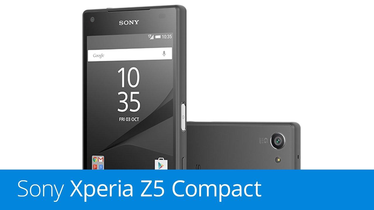 Sony Xperia Z5 Compact (recenze)