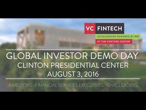 LIVE STREAM: 2016 VC FinTech Global Investor Demo Day