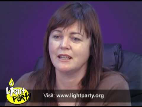 Light Party™ - Formal Interview with Wendy Reid and Dennis Smith