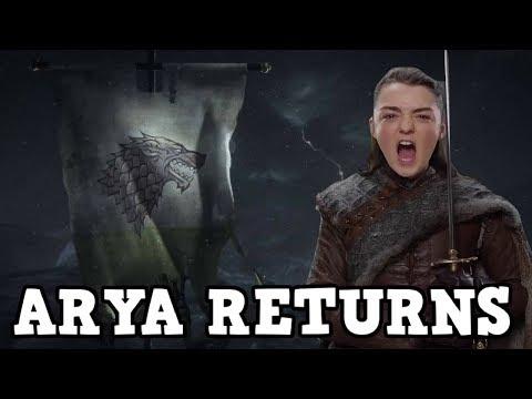 Game of Thrones Season 7 Arya Stark Returns - Episode 4 The Spoils of War Predictions