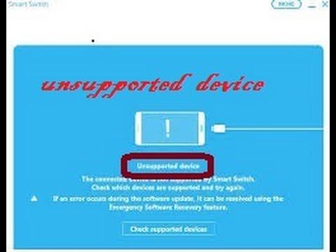 Samsung Smart Switch - Download