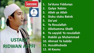 USTADZ RIDWAN ASYFI FT FATIHAH INDONESIA FULL ALBUM TERLENGKAP - Sholawat Terlengkap