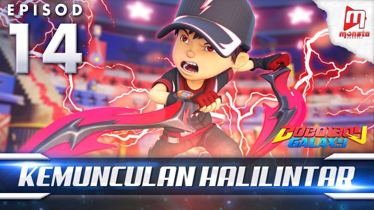 BoBoiBoy Galaxy EP14 | Kemunculan Halilintar / Thunderstorm Strikes (ENG Subtitles)