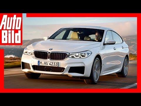 BMW 6er GT Fahrbericht/Details/Review