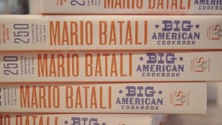Mario Batali Talks About His Success and Inspirations