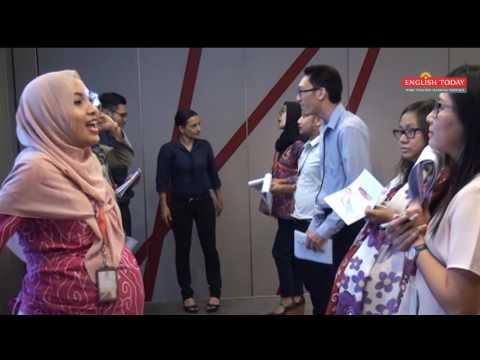 English Today™ - IDX Indonesian Stock Exchange ( Presentation Skills Workshop )