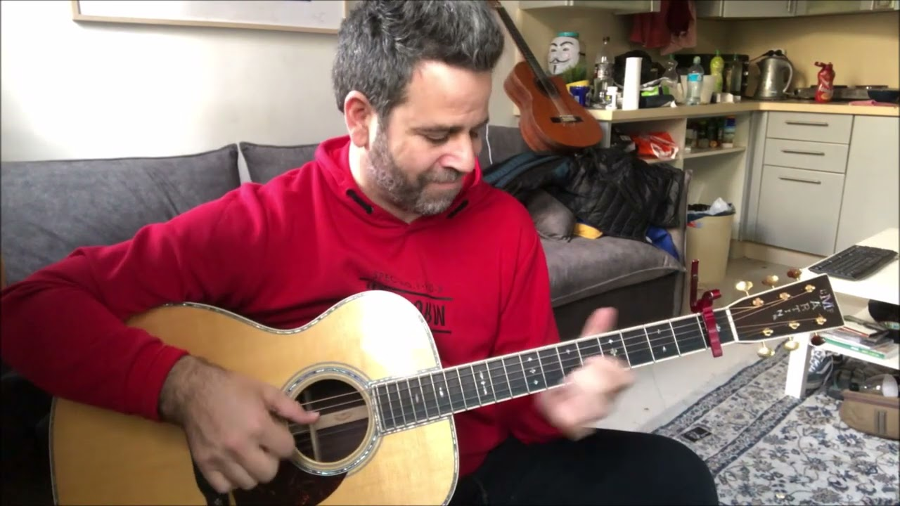 Total Eclipse Of The Heart (Bonnie Tyler)- Fingerstyle Guitar (+Tabs & Tutorial)