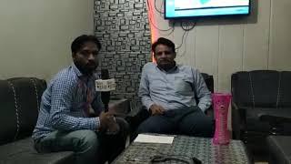NEWSXXX9 Media News channel head bureau chief ( Bhavesh sharma )