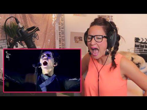 Vocal Coach Reacts - DIMASH Kudaibergen- Ogni Pietra- Fancam!