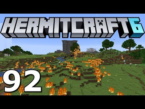Minecraft Hermitcraft Season 6 Ep. 92- Hermitcraft at War!