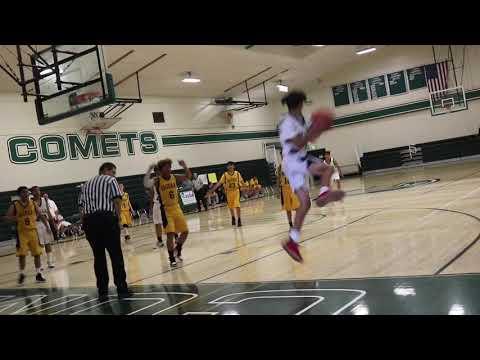 Ocala Middle School Basketball Champion 2020