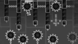 geometry dash 0 grayscale by vermillion