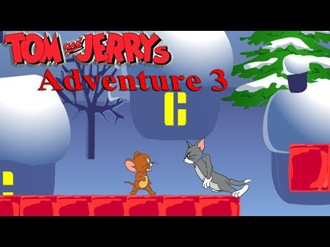 Tom And Jerry - Adventure 3 . Fun Tom And Jerry 2019 Games. Baby Games #littlekids