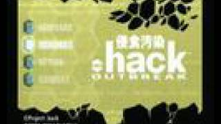 .Hack Outbreak Part 3 Intro Bandai Sony Playstation 2 Pal Version