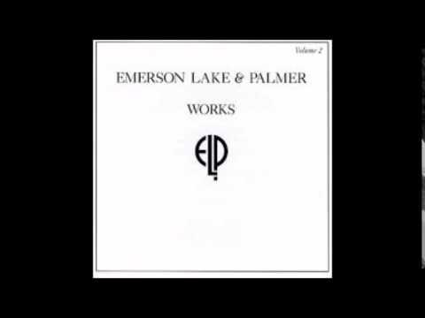 Emerson Lake & Palmer / Works vol. 2 / 07-  Maple leaf rag (HQ)