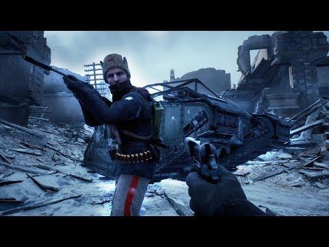 Tsaritsyn NEW MAP LIVE - Battlefield 1 Gameplay Name of the Tsar DLC (LIVE FROM GAMESCOM)