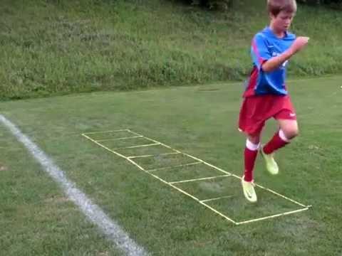 Fussballtraining Laufleiter 20 Laufschule Koordination