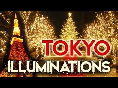 Winter Illuminations Compilation 『Tokyo』