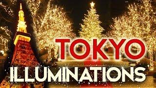 Winter Illuminations Compilation 『Tokyo』 - Ikimashô !
