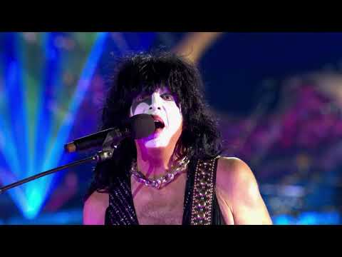 """Love Gun Live 4K"" KISS 2020 Goodbye Atlantis, The Palm, Dubai"