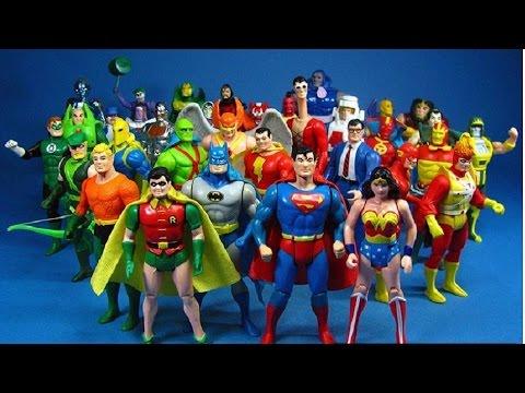CGC Comic Books, Batman Cards & Super Powers Action Figure. Ep. 38