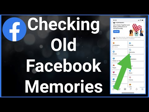 How To See Facebook Memories (Old & New)