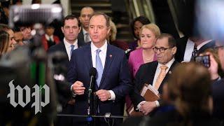 Democrats conclude impeachment trial presentation