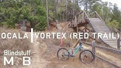 Mountain Biking the Vortex at Ocala, FL